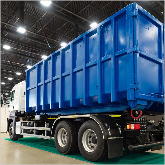 産業廃棄物収集運搬業許可(積替保管あり)